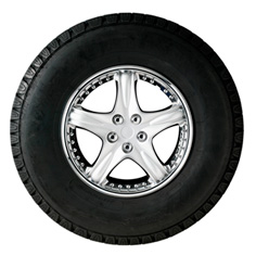 Douglas Alignment & Tire Shop offers all tire brands